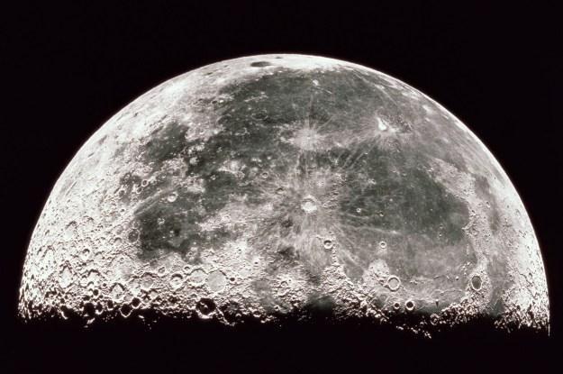Na Księżycu powstanie nie tylko baza, ale i centrum z superkomputerem /NASA