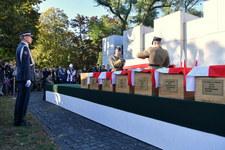 Na Łączce pochowano ofiary komunizmu