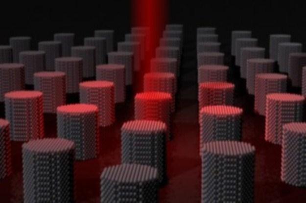 Na laserowe dyski twarde musimy jeszcze poczekać.   Fot. The University of York /materiały prasowe