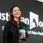 Na Li jako pierwsza Azjatka dołączyła do tenisowej Galerii Sław