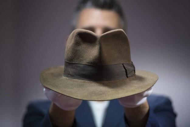 Na licytacji w Hollywood będzie można kupić kapelusz Indiany Jonesa /Victoria Jones /PAP/EPA