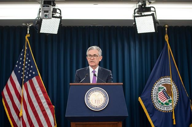 Na linii prezes Fed - prezydent USA zgrzyta /AFP