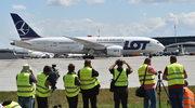 Na lotnisku w Balicach zainaugurowano loty do Chicago