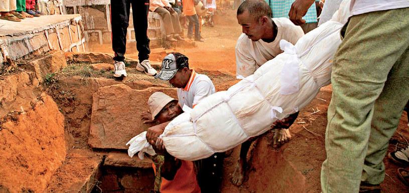 Na Madagaskarze dżuma zbiera śmiertelne żniwo /fot. Świat na dłoni /materiały prasowe