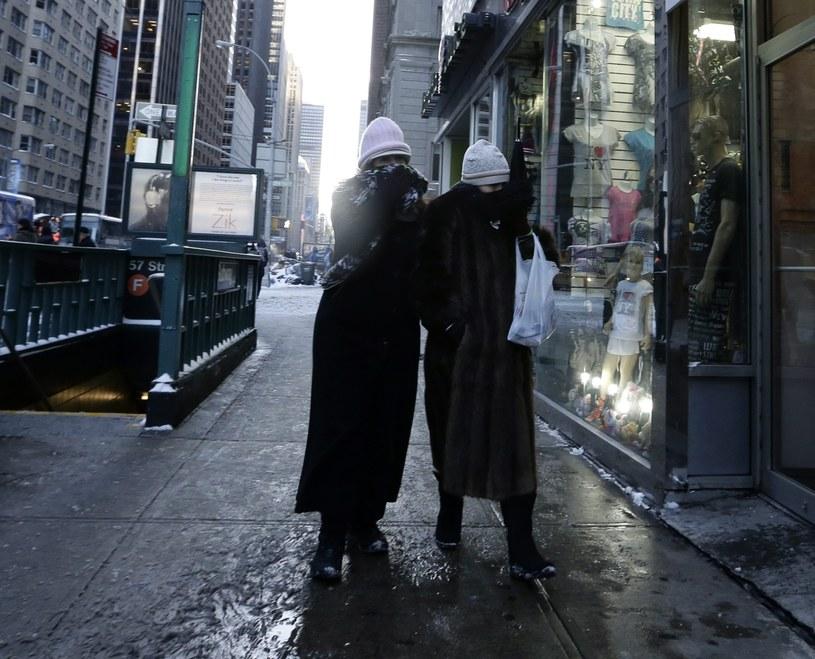 Na Manhattanie w Nowym Jorku /PAP/EPA