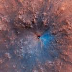 Na Marsie odkryto nowy krater