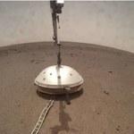 Na Marsie odnotowano mikrowstrząsy planety