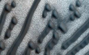 Na Marsie znaleziono wiadomość zapisaną alfabetem Morse'a?