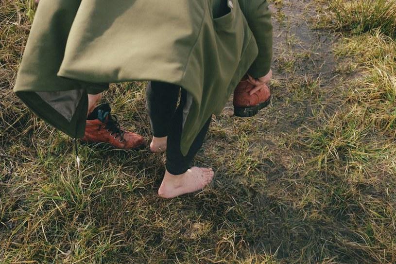 Na Marszu podstawa to wygodne buty /Janusz Ratecki /archiwum prywatne