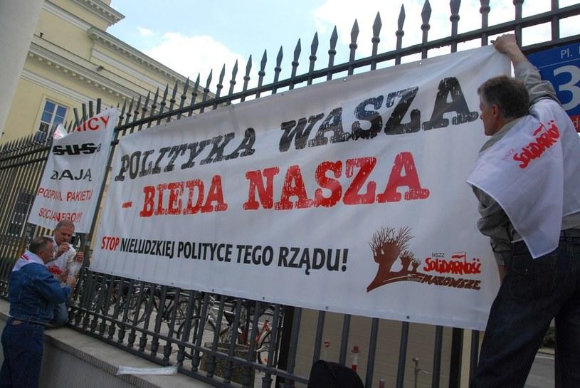 Na Mazowszu firmy zalegają pracownikom 10 mln złotych z tytułu pensji /Mariusz Gaczyński /Super Express