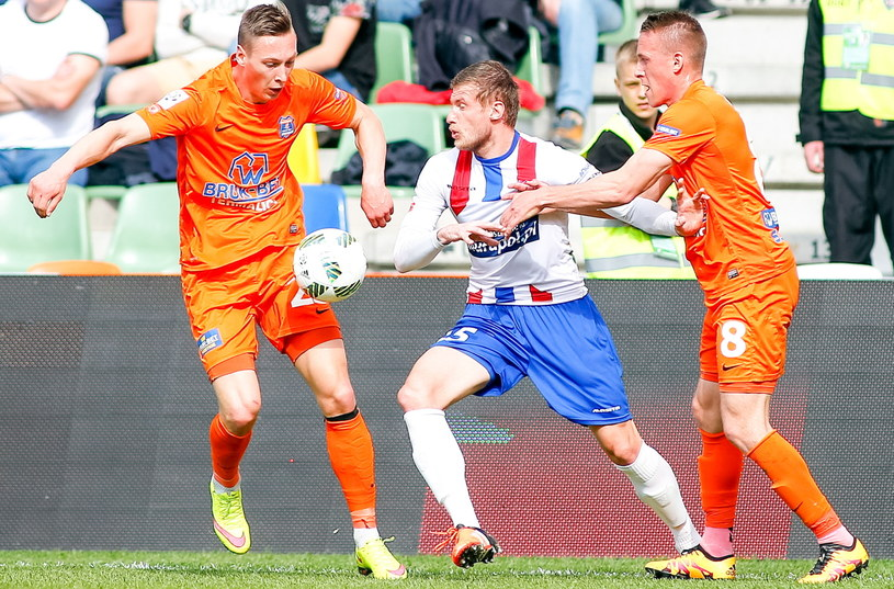 Na mecz Podbeskidzia z Termaliką w tzw. grupie słabszej sprzedano tylko 4799 biletów /Marek Zimny /PAP
