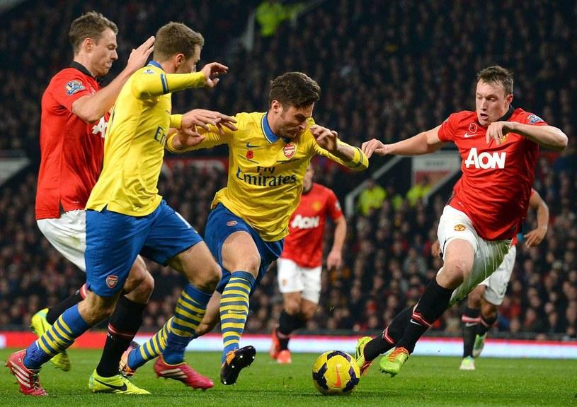 Na meczech Premier League kibice siedzą grzecznie /AFP