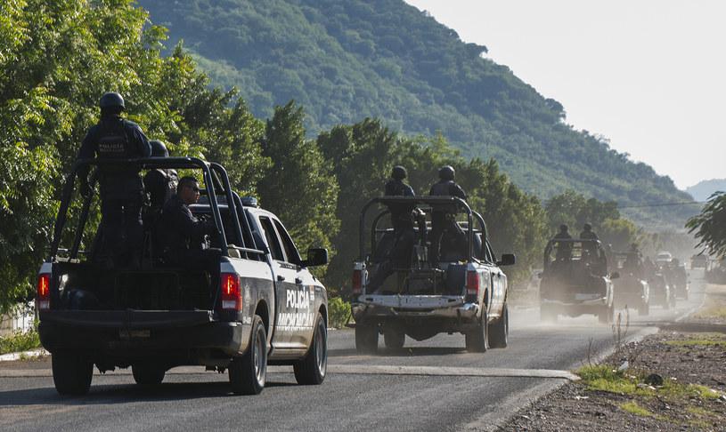 Na miejsce oddelegowano dodatkowe siły bezpieczeństwa (zdjęcie ilustracyjne) /Enrique CASTRO /AFP