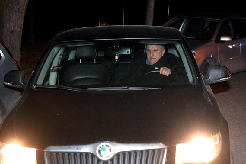 Na miejsce zdarzenia przyjechał mąż pani premier /Łukasz Kalinowski /East News
