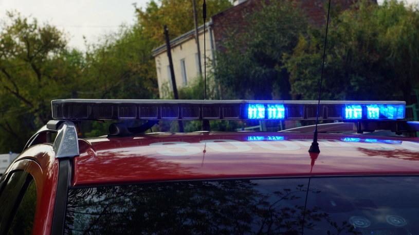Na miejscu jest 10 jednostek straży pożarnej (zdjęcie ilustracyjne) /RMF24.pl