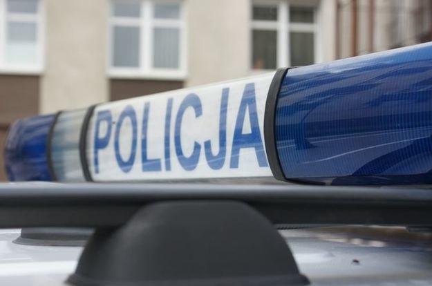 Na miejscu pracuje policja, zdj. ilustracyjne /RMF