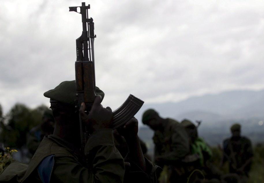 Na miejscu są oddziały kongijskiego wojska (zdj. ilustracyjne) /STEPHEN MORRISON /PAP/EPA
