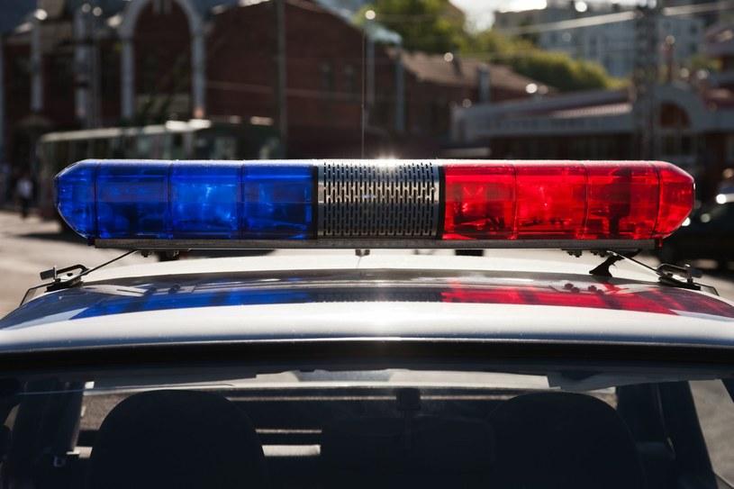 Na miejscu wypadku jest policja /123RF/PICSEL