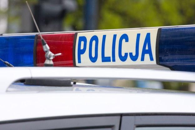 Na miejscu wypadku pracuje policja /123/RF PICSEL