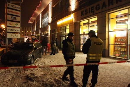 Na miejscu zdarzenia błyskawicznie pojawili się policjanci. /O!Polskie Ratownictwo