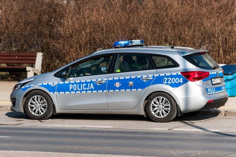 Na miejscu zdarzenia interweniowali policjanci (fot. ilustracyjne) /Marek Konrad /Reporter