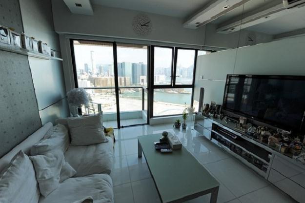 Na mieszkanie z wyższej półki trzeba wyłożyć dwa razy więcej /AFP