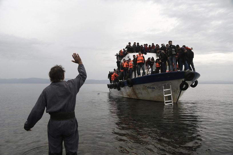 Na Morzu Śródziemnym znów doszło do katastrofy /AFP