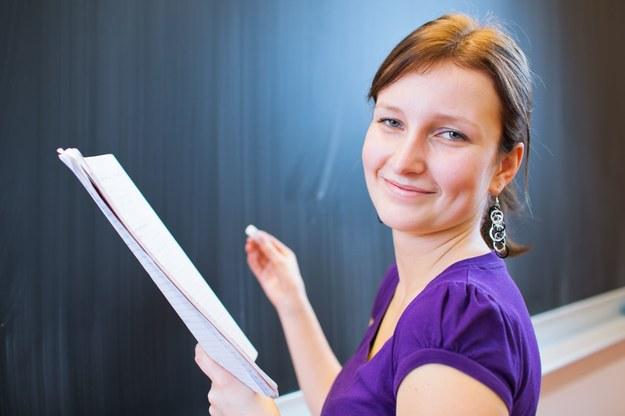 Na nauczycieli czekają wolne miejsca pracy? /123RF/PICSEL