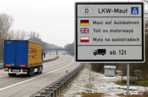 Na niemieckich drogach nie będzie już pieszych ani kierowców. Zostaną jednak policjanci /AFP