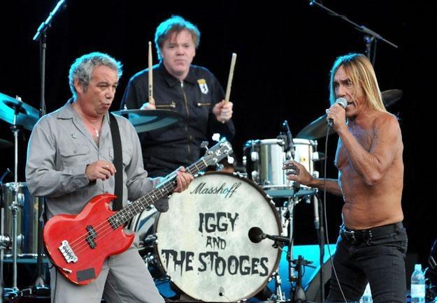 Na OFF Festival wystąpi m.in. Iggy Pop i The Stooges fot. Jim Dyson /Getty Images/Flash Press Media