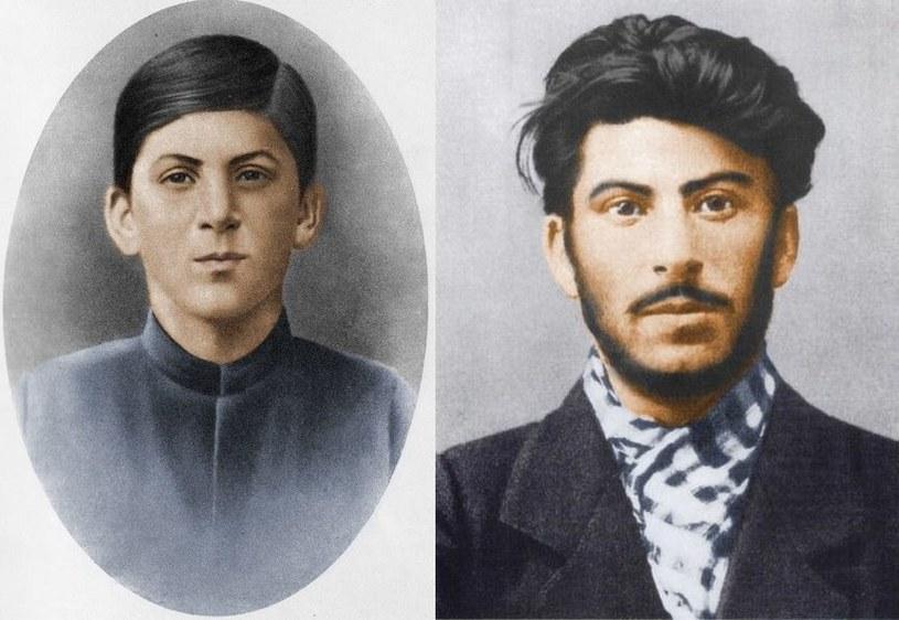 Na oficjalnych zdjęciach Stalina próżno szukać na jego twarzy choćby najmniejszego śladu przebytej w dzieciństwie ospy. Wszystkie zostały dokładnie wyretuszowane /Domena publiczna /INTERIA.PL/materiały prasowe