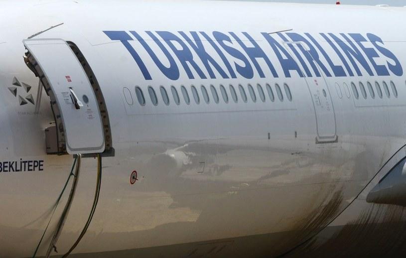 Na Okęciu awaryjnie lądował samolot linii Turkish Airlines (zdj. ilustracyjne) /AFP