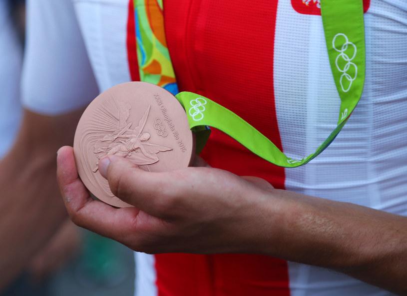 Na olimpiadę potrzebne jest 5 tysięcy medali /123RF/PICSEL
