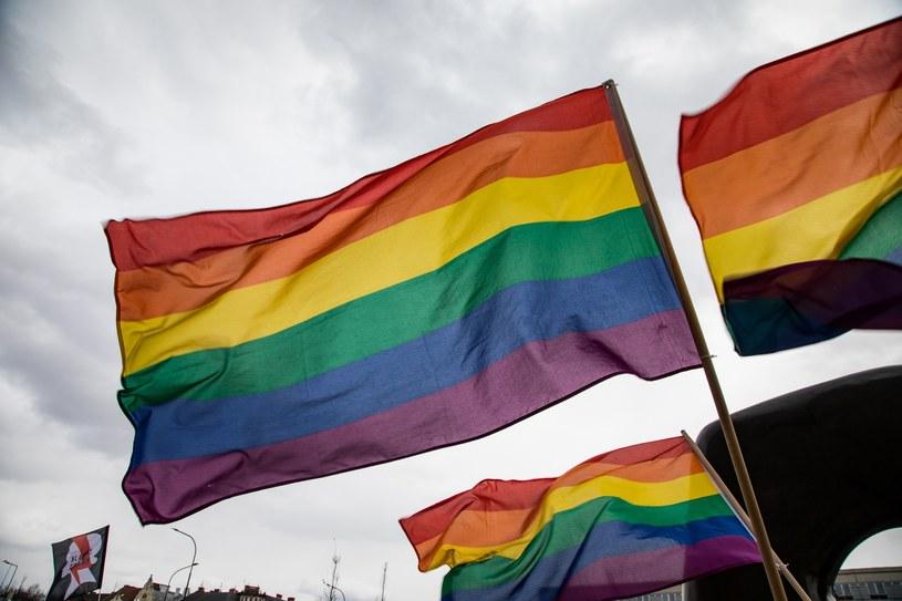 Na opinie o prawach osób homoseksualnych istotnie wpływa bezpośrednia znajomość przynajmniej jednego geja lub lesbijki /Jan Graczyński /East News