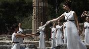 Na Peloponezie zapłonął ogień, który zainauguruje letnie igrzyska w Brazylii