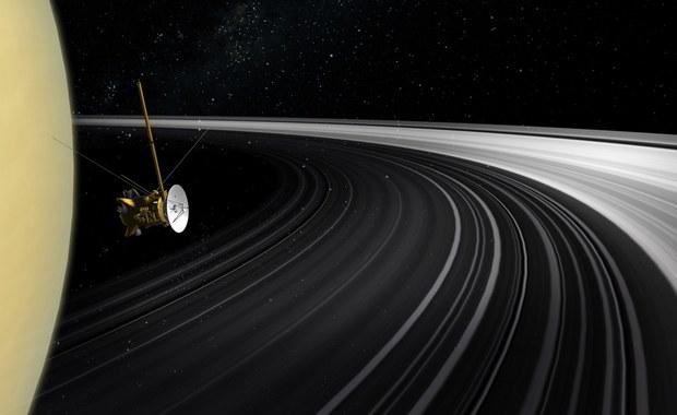 Na pierścienie Saturn musiał sobie zapracować