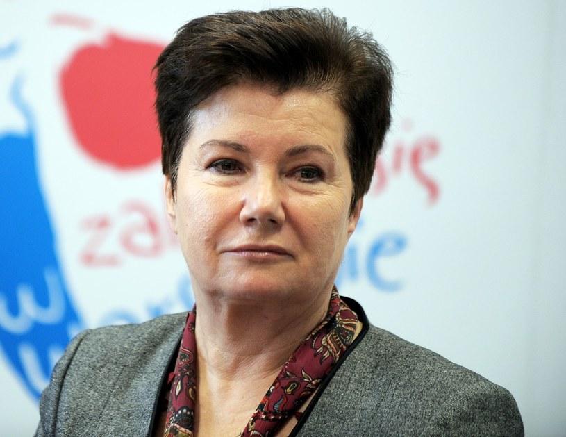 Na pierwszym miejscu w sondażu znalazła się Hanna Gronkiewicz-Waltz /Jan Bielecki /East News