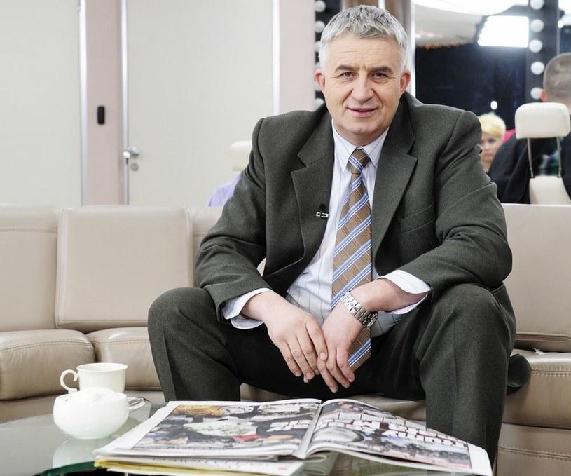 Na planie Dzień Dobry TVN /East News