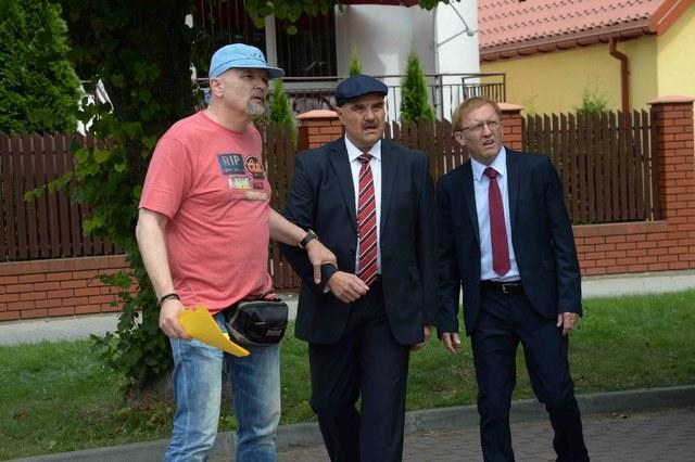 """Na planie nowej serii """"Rancza"""" /Sobieszczuk /materiały prasowe"""
