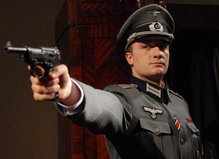 """Na planie serialu komediowego """"Halo, Hans"""" /materiały prasowe"""