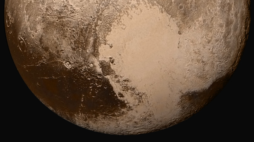 Na Plutonie nadal istnieje płynny ocean pod powierzchnią Tombaugh Regio? /materiały prasowe