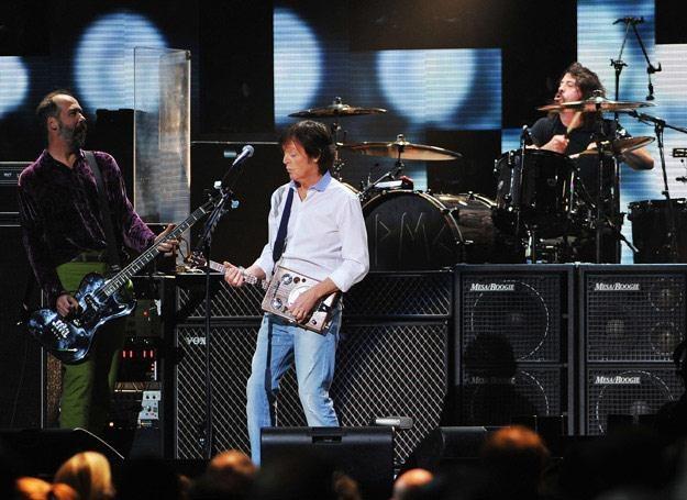 """Na płycie z koncertu """"12-12-12"""" zabraknie utworu Paula McCartneya i Nirvany - fot. Larry Busacca /Getty Images/Flash Press Media"""