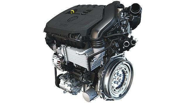 Na początek nowy silnik 1.5 TSI evo trafi do Golfa VII po liftingu. /Motor