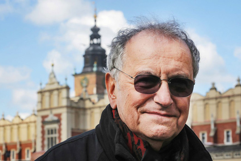 """""""Na początku był Kraków. Im częściej o tym myślę, tym większą mam pewność, że moja historia nie mogłaby zacząć się w żadnym innym mieście"""" - pisze Ryszard Horowitz. /Beata Zawrzel /Reporter"""