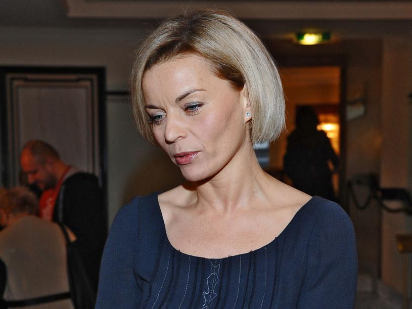 Na początku lutego aktorkę spotkał ogromny cios - w warszawskim szpitalu zmarła jej mama  /Andras Szilagyi /MWMedia