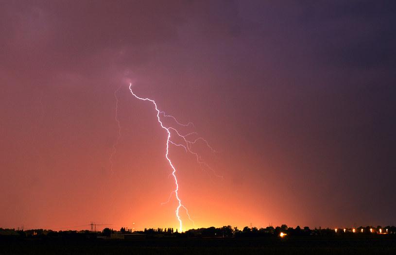 Na początku tygodnia możemy spodziewać się burz, zdj. ilustracyjne /Szymon Laszewski /Agencja FORUM