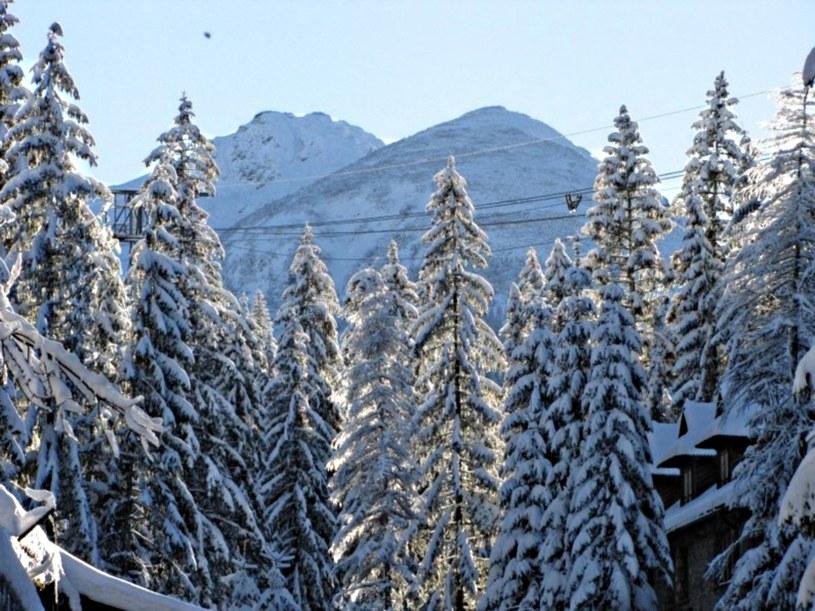 Na Podhalu mimo odwilży niezłe warunki narciarskie /RMF