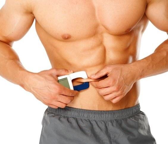 Na podstawie takiego badania możemy ocenić zawartość tkanki tłuszczowej w organizmie /123RF/PICSEL