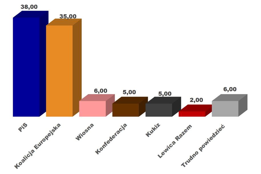 Na podstwie sondażu IBRiS dla Onetu /Grafika RMF FM