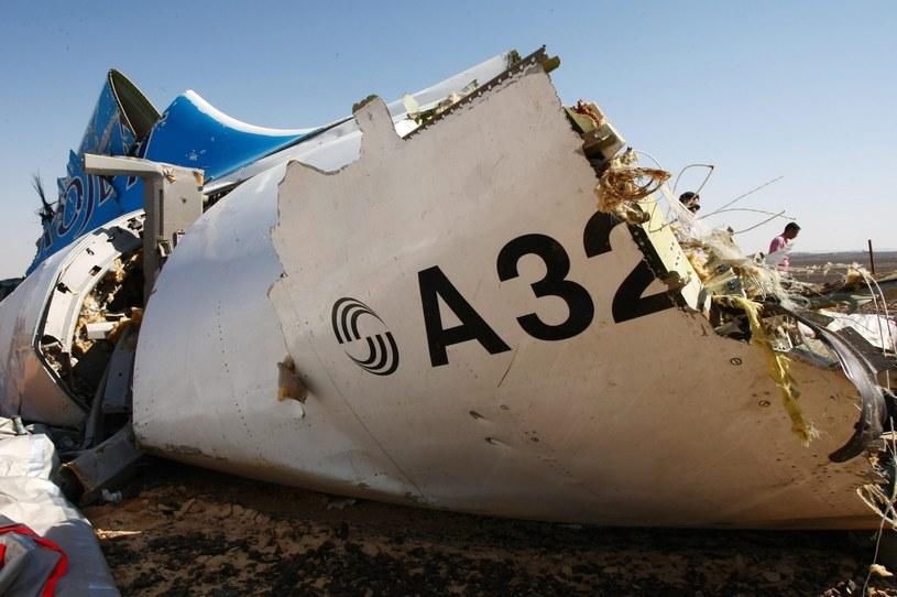 Na pokładzie airbusa były 224 osoby /PAP/EPA